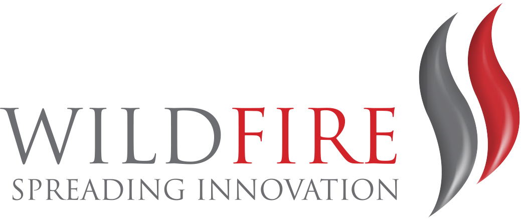 Hearth products- wildfire logo
